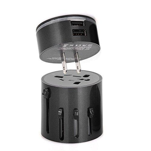 travel adapter worldwide international accessories