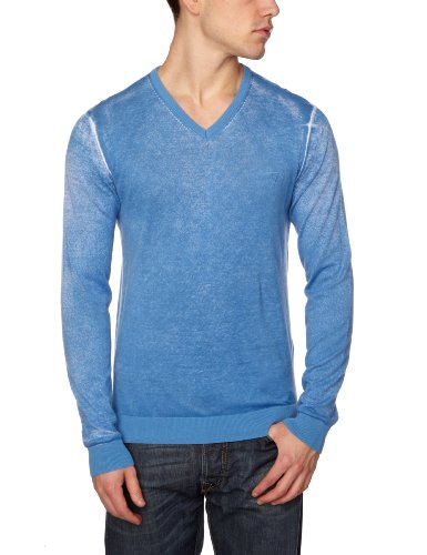 Esprit EDC Men's Jumper Artic Blue XX Large