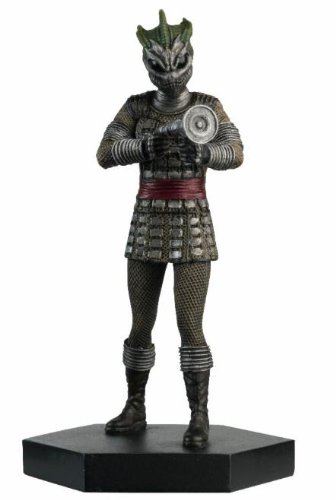 "Underground Toys Doctor Who Resin Silurian Warrior 4"" Action Figure"