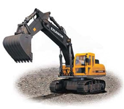 Hobby Engine 1:12 Scale Excavator Digger Radio Controlled