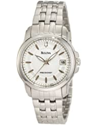 Bulova Women's 96M121 Precisionist Classic Round Watch