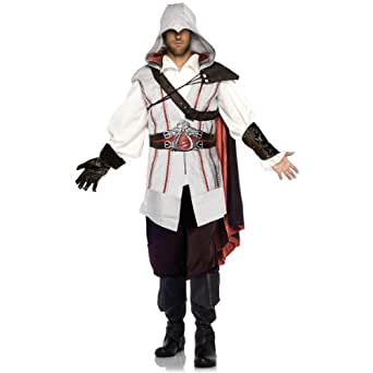 Assassin's Creed Ezio Adult Plus Costume