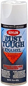 Krylon 'Rust Tough' Rust Preventive Enamel from Krylon