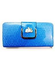Generic E-Online Women's Clutch Blue EO77