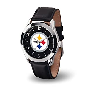 Brand New Pittsburgh Steelers NFL Classic Series Mens Watch by Things for You