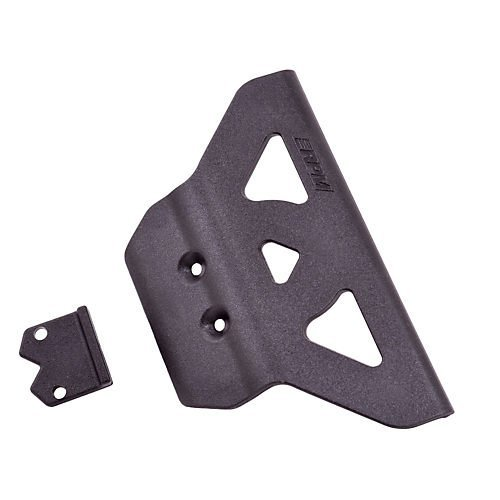 RPM Wide Front Bumper for the Losi Mini 8ight, Black