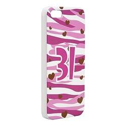 iBUFFALO iPhone 5専用 サーティワン アイスクリーム コラボケース ラブポーションサーティワン BSIP12PC313