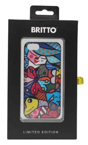 Great Sale BRITTO Premium Case for iPhone 5 - Britto Garden