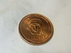 Liberty, Sears New Century 1886-1986, Coin/Token