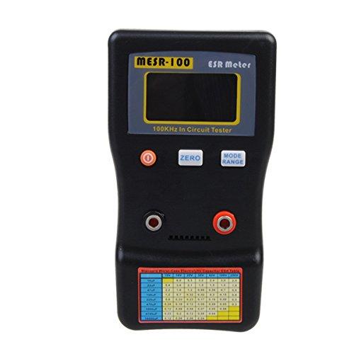 Mesr-100 Autoranging Esr Low Ohm Circuit Capacitor Meter Tester