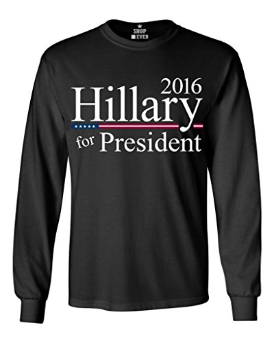 Shop4Ever-Hillary-For-President-2016-Long-Sleeve-Shirt-Political-Shirts