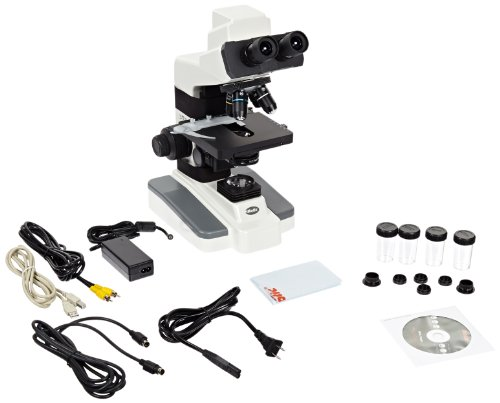 Motic Db66.211.101 Series Dmb1 Digital Compound Microscope With Objectives, Without Db64211F01