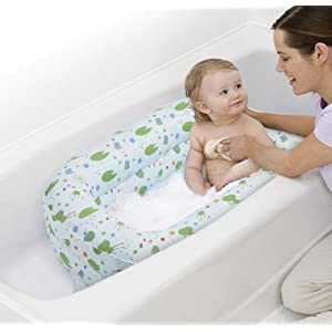 Safety 1st Kirby Inflatable Tub in Blue