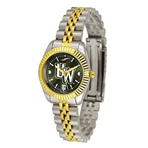 Wyoming Cowboys Ladies Executive AnoChrome Watch by SunTime