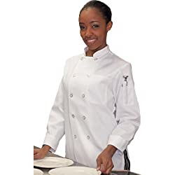 Women's Uncommon Threads Napa Chef Coat