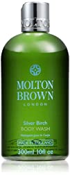 Molton Brown Silverbirch Body Wash Unisex Green Woody 10 Ounce