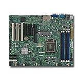 Supermicro Motherboard MBD-X9SCA-F-B Xeon LGA1155 C204 PCH DDR3 PCI Express SATA ATX Brown Box