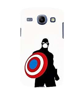 printtech Superhero Avengers Shield Back Case Cover for Samsung Galaxy J5 / Samsung Galaxy J5 J500F