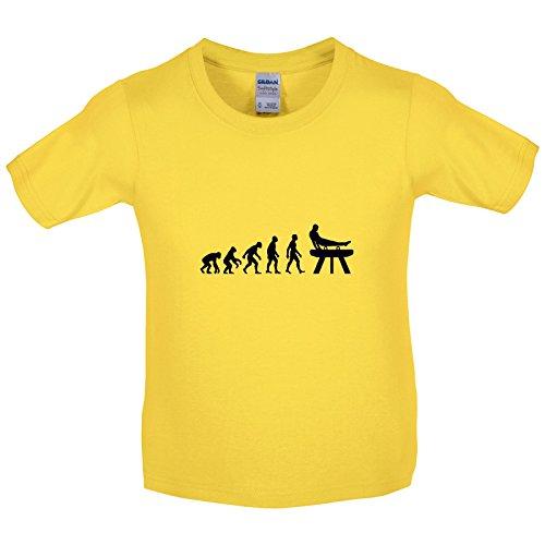 t-shirt-evolution-of-man-motif-cheval-darcon-enfant-3-14-ans-8-coloris-jaune-marguerite-xl-12-14-ans