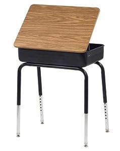 VIR751 - Virco 751 Series Lift-Lid Student Desk from Virco