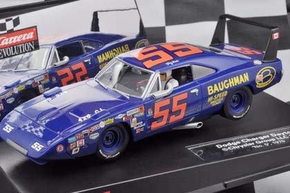 132-Carrera-Analog-Slot-Cars-Dodge-Charger-Daytona-69-No-55-27377