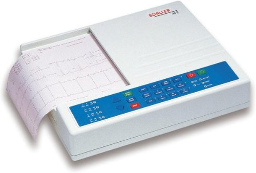 Schiller Cardiovit AT-2 ECG Machine - Standard