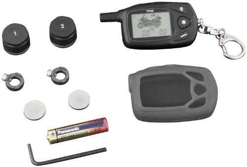 Show Chrome Wireless Tire Pressure Monitoring System 13-315A