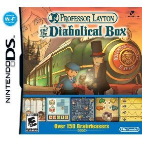 Nintendo Professor Layton and the Diabolical Box (Diabolical Box compare prices)