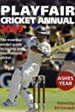 img - for Playfair Cricket Annual 2009: The Essential Pocket Guide to County and International Cricket book / textbook / text book