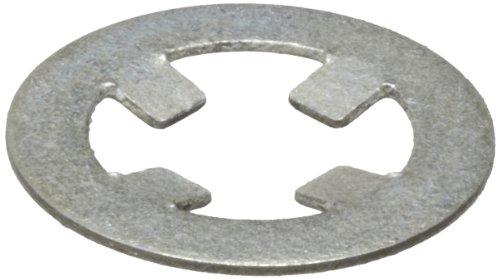 External Retaining Ring, Steel, Inch, 1/8