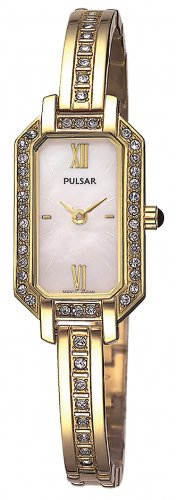 Pulsar Ladies Mother Of Pearl Dial Watch PEG886X1