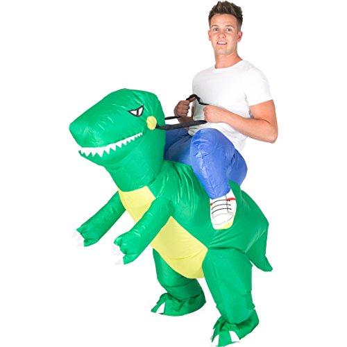 Bodysocks - Costume de déguisement gonflable Dinosaure T-REX pour adultes