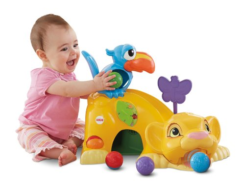 Fisher-Price Disney Drop 'n Roar Simba - 1
