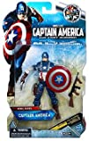 41oMbNvTikL. SL160  Captain America Movie Exclusive 6 Inch Action Figure Captain America