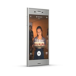 Sony Xperia XZ 5.2-Inch 32 GB SIM-Free Smart Phone - Platinum