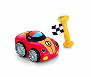 Fisher-Price Lil' Zoomers Shake & Crawl Racer
