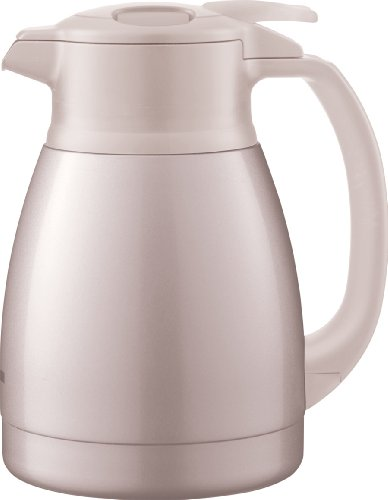 Zojirushi SH-HA10PF Stainless Steel Thermal Carafe, Pink/Silver (Thermal Carafe Pink compare prices)