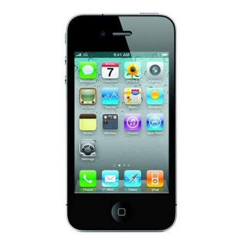 Apple Iphone 4 Black  16GB Memory Manufacturer