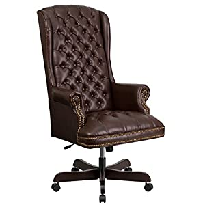 Flash Furniture CI-360-BRN-GG Office Chair