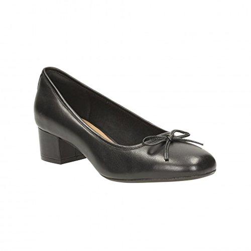 clarks-clarks-casual-mujer-cala-lucky-piel-zapatos-de-standard-passform-tamano-39oe