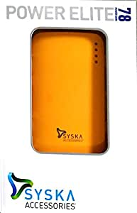 Syska Power Elite 78 Power Bank available at Amazon for Rs.1799