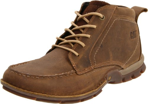 Caterpillar Men's Oberon Mid Lace-up Boot,Rope,11.5 M US