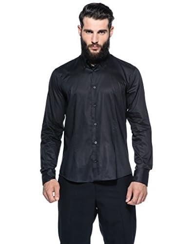 Romeo Gigli Milano Camicia [Nero]