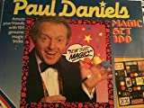Paul Daniels magic set 100