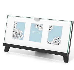 Swing Design Frame Easel Black Triptych