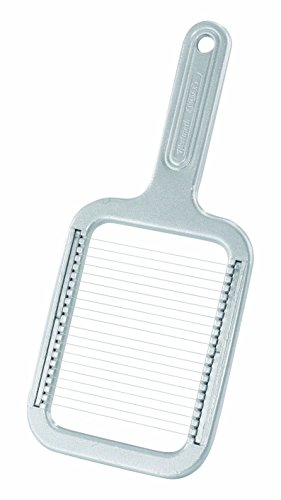 Westmark Mozzarella Cheese & Potato Slicer for Cutting Evenly Thick Slices