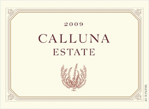 2009 Calluna Estate Red Wine 750 mL
