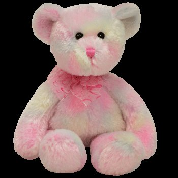 Ty Beanie Baby Fauna the Bear - 1
