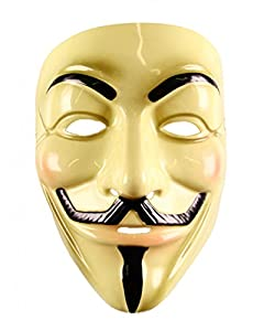 iHeartRaves Guy Fawkes Anonymous Rave Mask