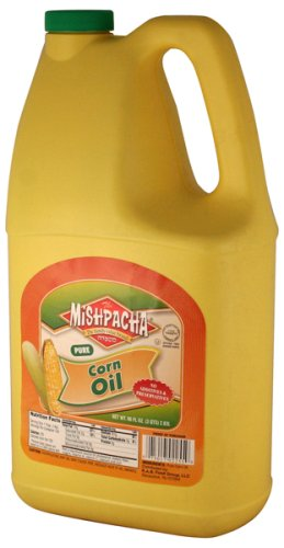 MISHPACHA Corn Oil, 96-Ounce Bottles